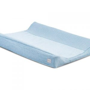Jollein Waskussenhoes 50x70cm Soft knit soft blue