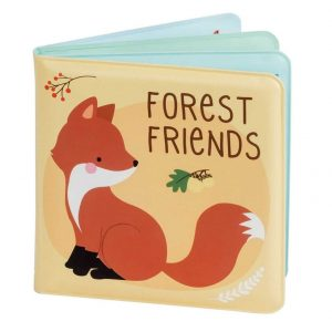 Badboekje - Forest friends - A Little Lovely Company