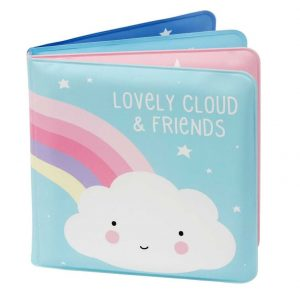 Badboekje - cloud en friends - A Little Lovely Company