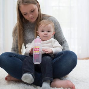 Dr. Brown's Options+ Bottle to Sippy Starter kit | Standaard halsfles roze 250 ml