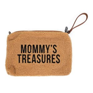 Childhome - Mommy's Treasures Clutch - Teddy Beige
